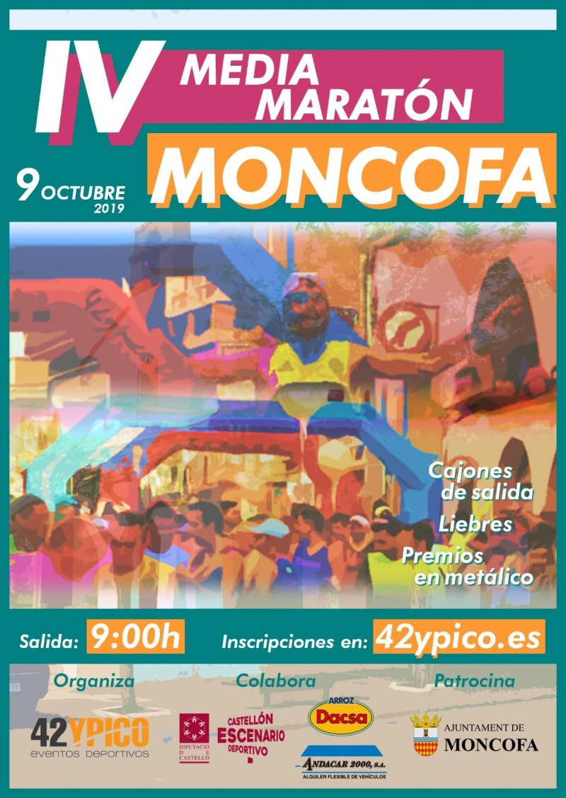 IV Media Maratón de Moncofa