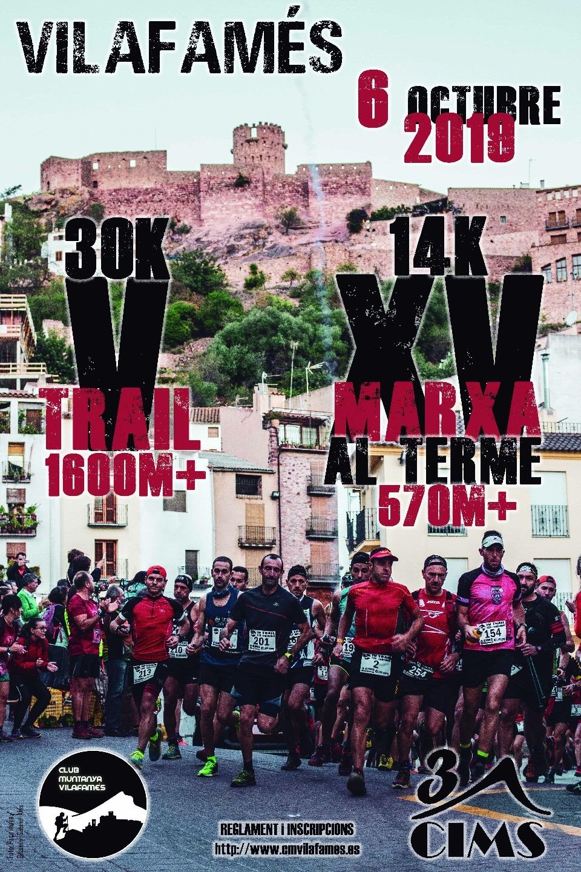 TRAIL 3 CIMS VILAFAMÉS (30K-14K)